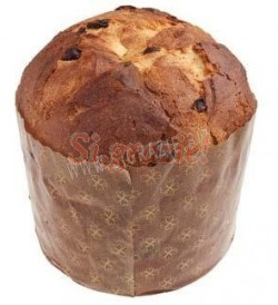 Forma Panettone 1 Kg