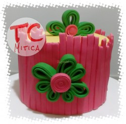 Corso Quilling Cake